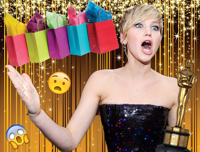 The $280K Oscars goodie bag is the stuff dreams are made of
