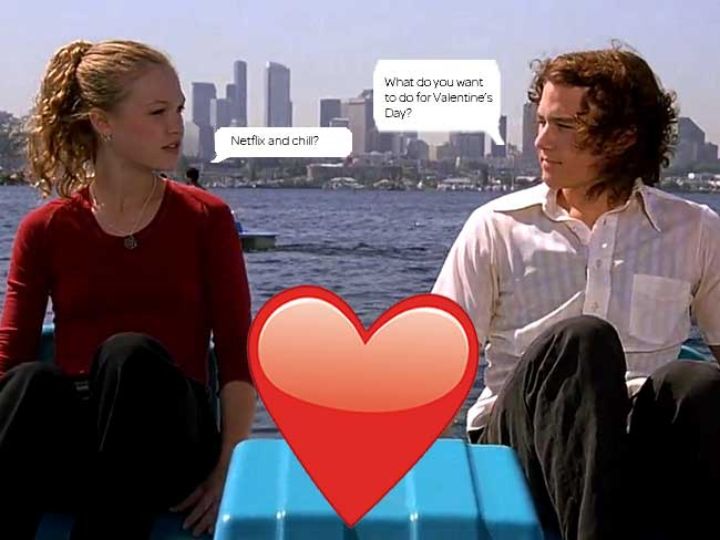 18 Perfect Movies to ~Netflix and chill~ to on Valentine's Day
