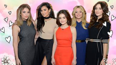 PLL's Lucy Hale reveals she used to be insecure about her height