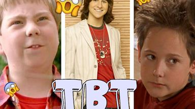 34 then-and-now photos of your fave Disney channel guys
