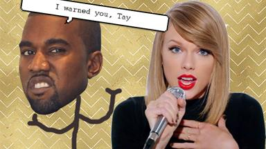 Taylor Swift 100% heard Kanye's song before it was released, according to this dude
