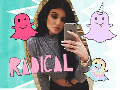 13 Snapchat filters you would ~actually~ want to use