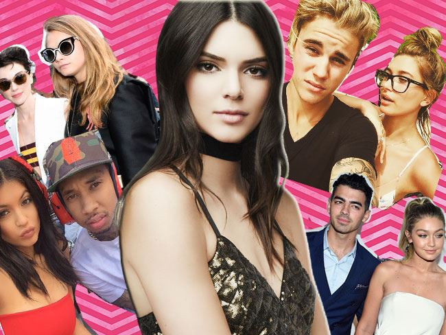 Kendall Jenner might be a supermodel taking over the world one catwalk at a time, but that doesn't mean she's exempt from experiencing the classic awkwardness of the #ThirdWheelLyf...