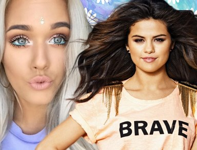 Selena Gomez has picked Lottie Tomlison to be her on-tour makeup artist