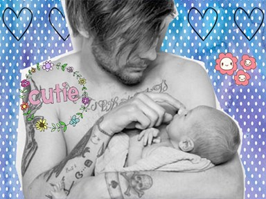 These new pics of baby Freddie are the most ~adorable~ ones yet