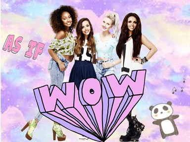 Little Mix initially hated their band name?? #SayWhattt