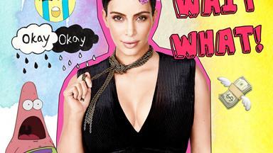 Kim Kardashian was grabbed by that man who attacked Gigi Hadid