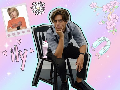 We need to talk about how ~hot~ Cole Sprouse has been looking lately