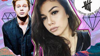 Luke Hemmings' girlfriend Arzaylea reckons the 5SOS fandom hates her