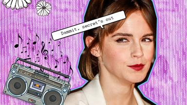 Emma Watson has a hidden talent and it has to be seen to be believed