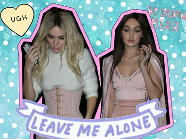 Kendall Jenner finally addresses whether she punched that paparazzi
