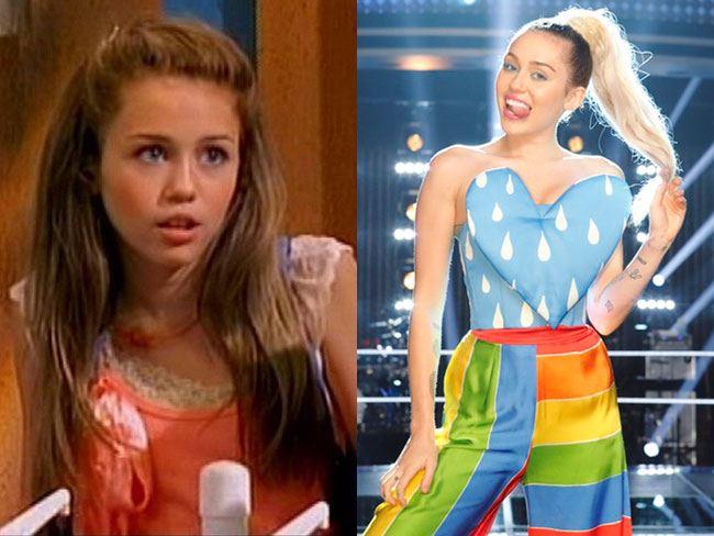 **Miley Cyrus**played**Miley Stewart.**