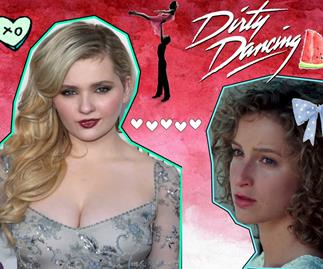 OMG! Abigail Breslin has started her transformation into Baby for the Dirty Dancing remake