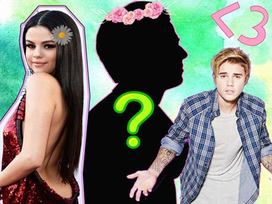 Can you guess which male celeb has come between Selena and Justin?