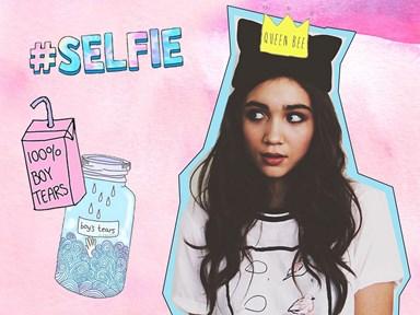 Rowan Blanchard wants you to be proud of taking selfies in public
