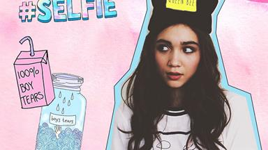 Rowan Blanchard wants you to be proud of taking selfies in public