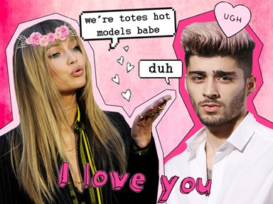 Gigi Hadid gushes some more about Zayn being ~perfect~