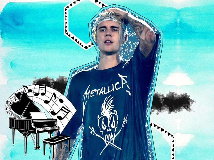 Justin Bieber Work Hotline Bling