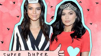 Kendall and Kylie are designing something new that will defs be on your wish list