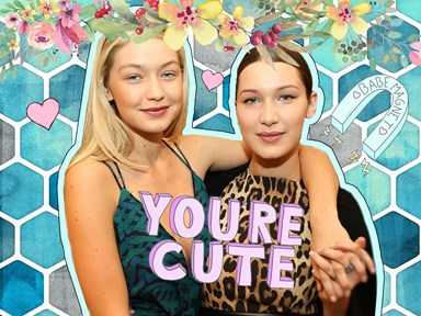 Gigi and Bella Hadid are sister perfection on the red carpet