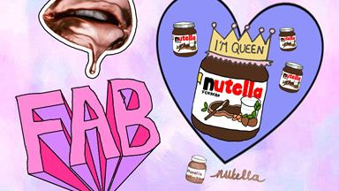 This is not a drill! You can now make your own Nutella lip balm