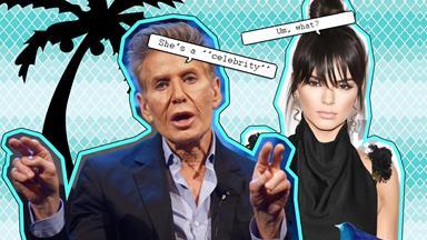 Calvin Klein MAJORLY shaded Kendall Jenner
