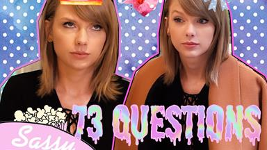 7 ~cryptic~ things you missed in Taylor Swift's 73 Questions video