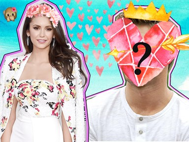 You are seriously going to #SHIP Nina Dobrev and her new bae