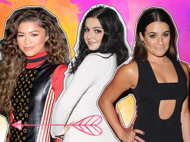 Zendaya, Lea Michele and Ariel Winter are the new #SquadGoals