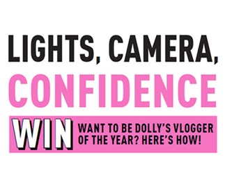 Want to be DOLLY's Vlogger of the Year?