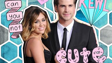 Liam Hemsworth has an ~interesting~ response when asked about marrying Miley