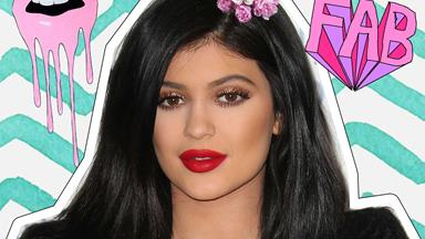 Kylie Jenner is giving us all skincare tips and we've never been more ready