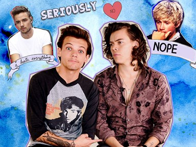 We have bad news about One Direction's hiatus and it's all got to do with LARRY