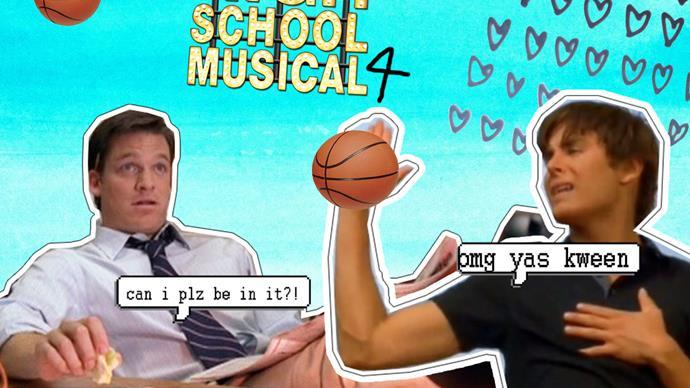 Coach Bolton High School Musical 4