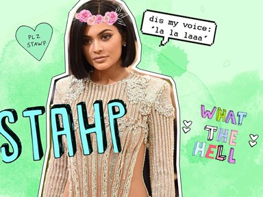 Kylie Jenner's new song is the worst thing our ears have ever experienced