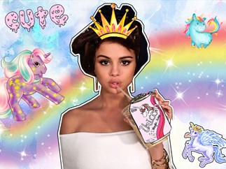You need to see Selena Gomez's 'My Little Pony' tattoo