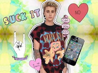Justin Bieber sued smashed fan's phone