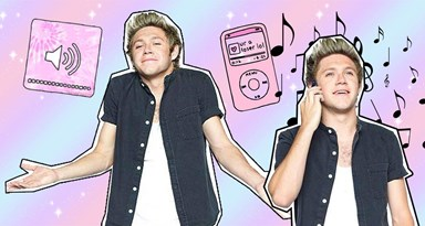 Niall Horan shares his favourite songs on Spotify