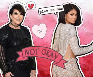 Kylie jenner Kris Jenner Met Gala