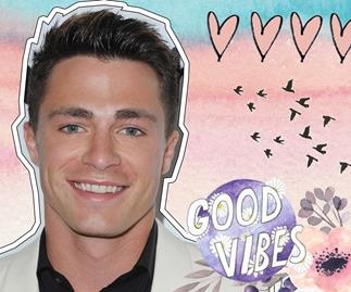 "Colton Haynes on why it ""took him so long"" to come out as gay"