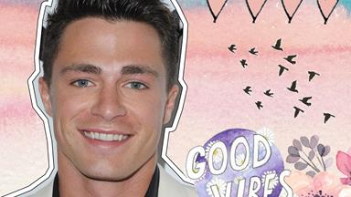 Colton Haynes reveals what life is like now the world knows he's gay