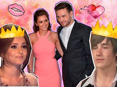 A timeline of Liam Payne and his older bae Cheryl's love story