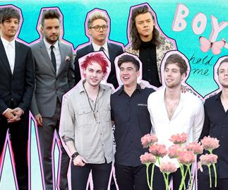 One Direction, 5SOS