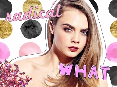 Cara Delevingne's mum really worried about her lil girl