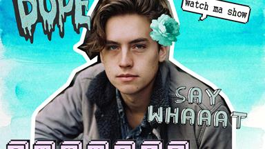 Cole Sprouse's new show is like Pretty Little Liars in a parallel universe
