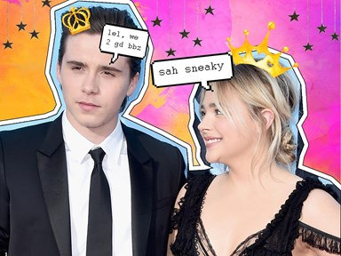 Chloë and Brooklyn kept a massive secret about their relationship FOR YEARS