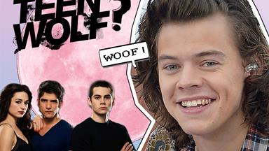 Here's the TRUTH about all those Harry Styles Teen Wolf rumours
