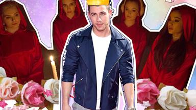 Nick Jonas is kinda starting up a fan cult