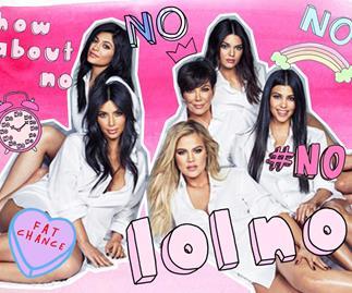 Two people claim Kardashians
