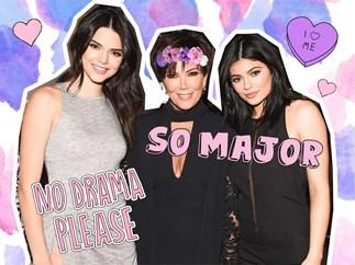 Kendall Jenner, Kylie Jenner, Kris Jenner
